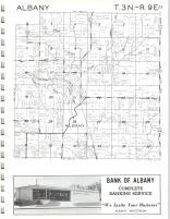 Albany T3N-R9E, Green County 1964